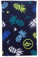 Volcom Frickin Lada Beach Towel - Matured Blue