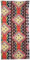 Volcom City Lights Beach Towel - Electric Coral