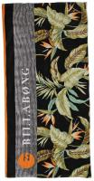 Billabong Warp Beach Towel - Black Floral