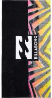 Billabong Waves Beach Towel - Black