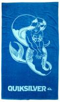 Quiksilver Floored Beach Towel - Segal Blue