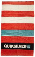 Quiksilver Floored Beach Towel - Brick