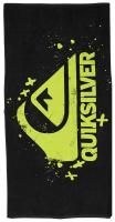 Quiksilver Chill Out Beach Towel - Black