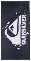 Quiksilver Chill Out Beach Towel - Washed Navy