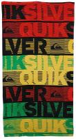Quiksilver Breeze Beach Towel - Rasta