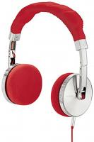 Nixon Nomadic Headphones - Red