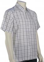 Quiksilver Waterman Malindi SS Button Down Shirt - White