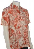 Quiksilver Waterman Siesta Button Down Shirt - Koi