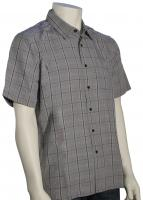 Quiksilver Waterman Malindi SS Button Down Shirt - Wild Dove