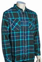 Billabong Dillard LS Button Down Shirt - Royal Blue
