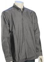 Billabong All Day LS Button Down Shirt - Black
