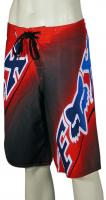 Fox Elecore Boardshorts - Flame Red