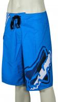 Fox Hashed Boardshorts - Ice Blue