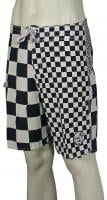 Vans Era Classic Boardshorts - Black / White Checker
