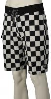 Vans Ampster Boardshorts - Black / Whitecaps