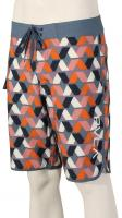 RVCA Eastern Boardshorts - China Blue
