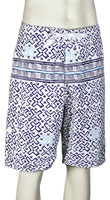 Quiksilver Waterman Journey Boardshorts - White