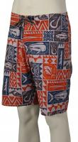 Quiksilver Waterman Freetime Boardshorts - Red Tea