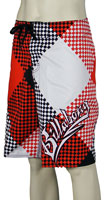 Billabong Havok Diamonds Boardshorts - Red