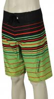 Billabong All Day Pipe Masters Boardshorts - Rasta