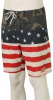 Billabong Tribong LT Boardshorts - Red / Blue