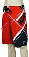 Billabong Sonic Boom Boardshorts - Red