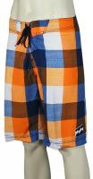 Billabong R U Serious Boardshorts - Orange Royal
