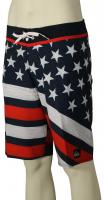Quiksilver Fourth of Ju-Luau Boardshorts - Navy Blazer