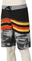 Quiksilver Highline Hawaii Serious Boardshorts - Goldfusion