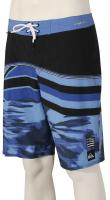 Quiksilver Highline Hawaii Serious Boardshorts - Electric Royal