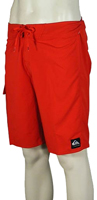 Quiksilver Cypher Kaimana Boardshorts - Red