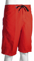 Hurley One and Only Solid Boardshorts - True Red