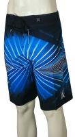 Hurley Phantom 4D Boardshorts - Cyan Black