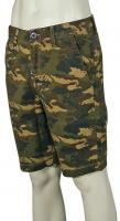 Volcom Faceted Walk Shorts - Camo