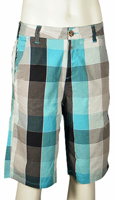 Analog Rhombus Walk Shorts - Mirage Blue
