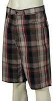 Billabong Kempton Walk Shorts - Coffee