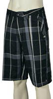 Rip Curl Redux Walk Shorts - Black