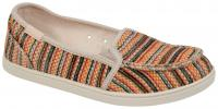 Roxy Girl Lido III Shoe - Pink Stripe