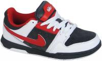 Nike 6.0 Mogan Junior Shoe - Midnight Fog / Varsity Red / White
