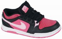 Nike 6.0 Mogan 3 Jr Shoe - Black / Pink Flash