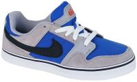 Nike 6.0 Mogan 2 SE Jr Shoe - Wolf Grey / Black / Royal