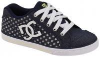 DC Girl's Chelsea TX SP Shoe - Denim