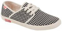 Roxy Torrey Shoe - Black / White