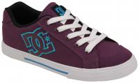 DC Women's Chelsea Shoe - Purple Wine