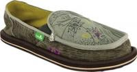 Sanuk Scribble Sidewalk Surfer - Grey