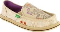 Sanuk Scribble Sidewalk Surfer - Tan