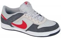 Nike Renzo 2 Shoe - Neutral Grey / Chilling Red / Anthracite