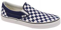 Vans Classic Slip On Shoe - Estate Blue / True White