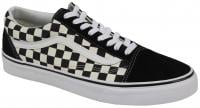 Vans Old Skool Shoe - Checkerboard Black / White