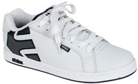 Etnies Fader Shoe - White / Grey / Black
